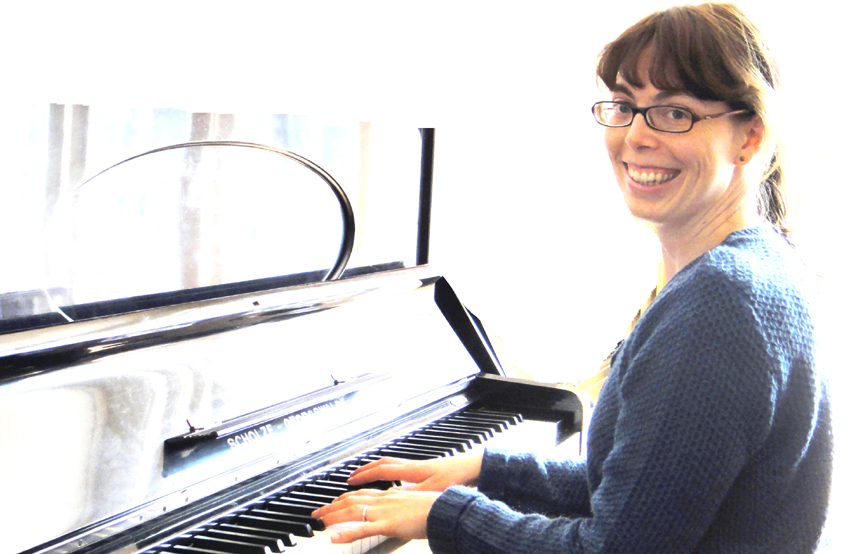 Eva de Mooij, muziektherapeute en zangeres